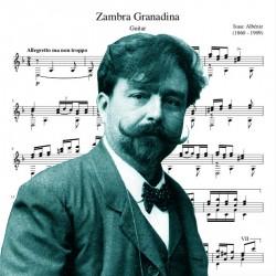 Isaac Albéniz - Zambra...