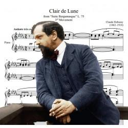 Debussy Claude - Clair de...