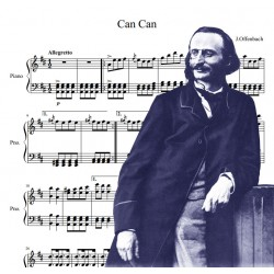 Jacques Offenbach - Can Can...