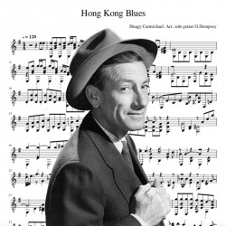 Hong Kong Blues Guitar -...