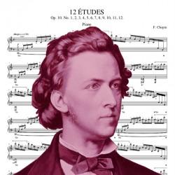 12 Études Op. 10 -...