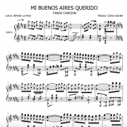 Mi Buenos Aires querido -...