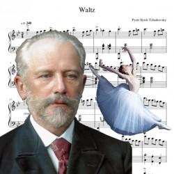Waltz from The Sleeping...