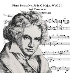 Beethoven - Sonata In C...