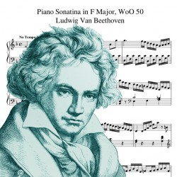 Beethoven - Sonatina in F...
