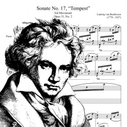 Beethoven - Sonata No. 17,...