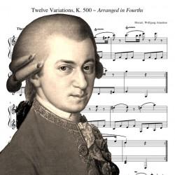 Mozart - Twelve Variations...
