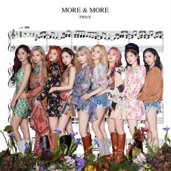 "TWICE ""MORE & MORE"" Cover..."
