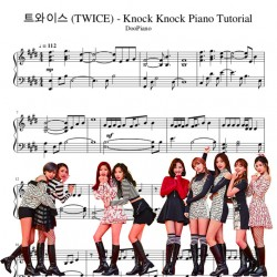 "TWICE ""KNOCK KNOCK"" Cover..."