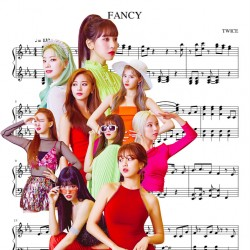 "TWICE ""FANCY"" Cover Piano..."