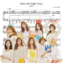 "TWICE ""Dance The Night..."