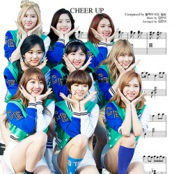"TWICE ""CHEER UP"" Cover..."