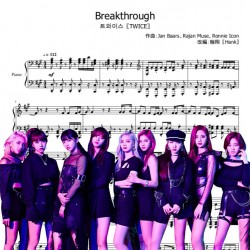 "TWICE ""Breakthrough"" Cover..."