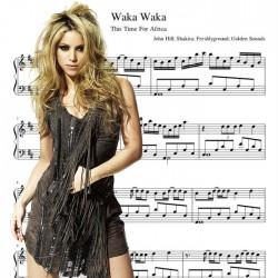 Shakira - Waka Waka (This...
