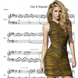 Pitbull, Shakira - Get It...