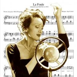 Edith Piaf - La foule -...