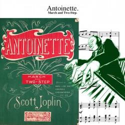 Scott Joplin - Antoinette -...