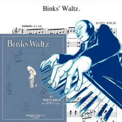 Scott Joplin - Binks' Waltz...