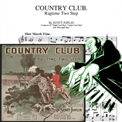 Scott Joplin - Country Club...