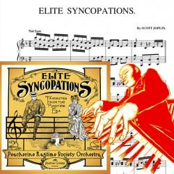 Scott Joplin - Elite...