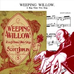 Scott Joplin - Weeping...