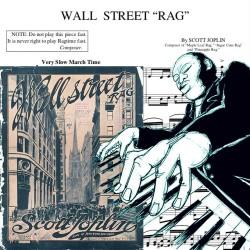 Scott Joplin - Wall Street...