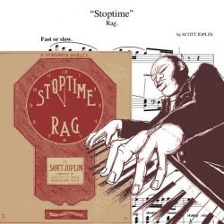 Scott Joplin - Stoptime Rag...