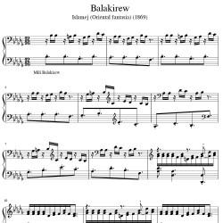 Balakirew - Islamej...