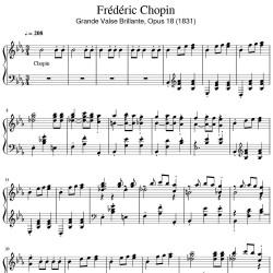 Chopin - Grande Valse...