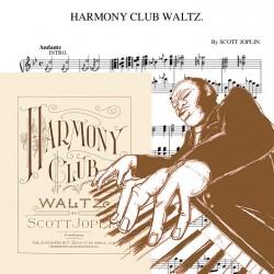 Scott Joplin - Harmony Club...