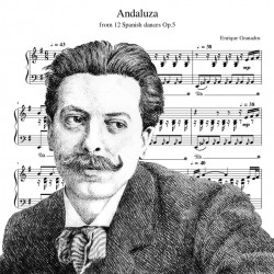 Enrique Granados - Andaluza...