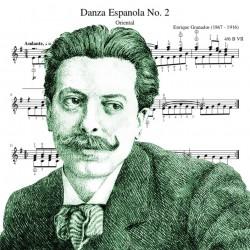 Enrique Granados - Danza...