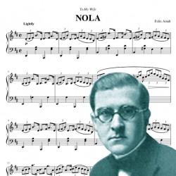 Felix Arndt - Nola Cover...