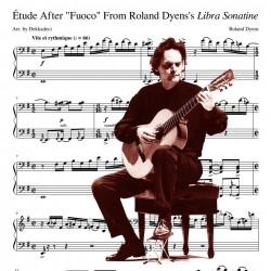 Roland Dyens - Etude After...
