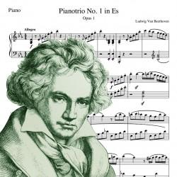 Beethoven - Pianotrio No1...