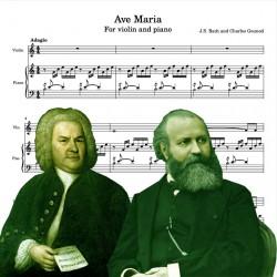 Ave Maria (Prelude in C...