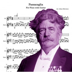 Passacaglia For Flute with...