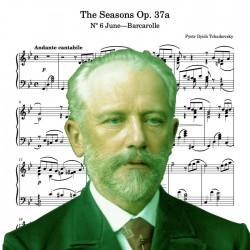 The Seasons, Op. 37a, June,...