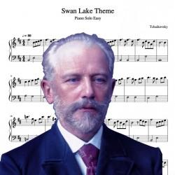 Swan Lake Theme Piano -...