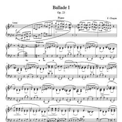Chopin - Ballade No. 1 in G...