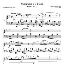 Chopin - Nocturnes Op. 9...