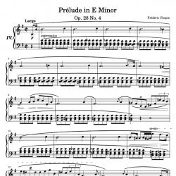 Chopin - Prelude No. 4 Op....