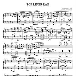 Top Liner Rag (1916) -...