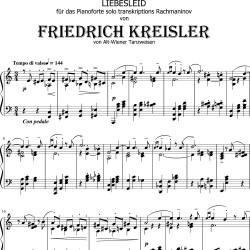 Rachmaninoff : Kreisler -...
