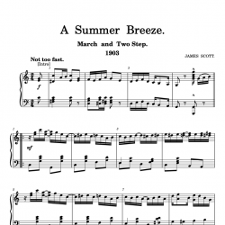 A Summer Breeze - March and...