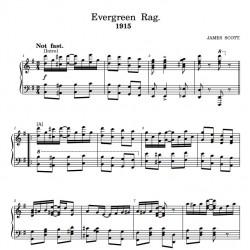 Evergreen Rag (1915)  -...