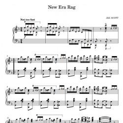 New Era Rag - James Scott -...