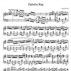 Ophelia Rag - James Scott -...