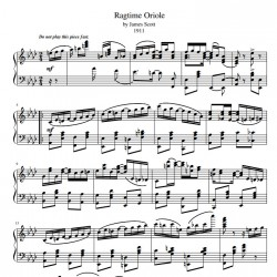 Oriole Rag (1911) - James...