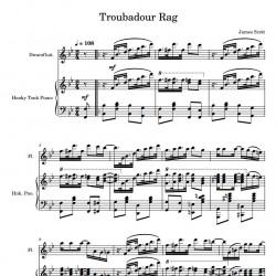 Troubadour Rag - James...